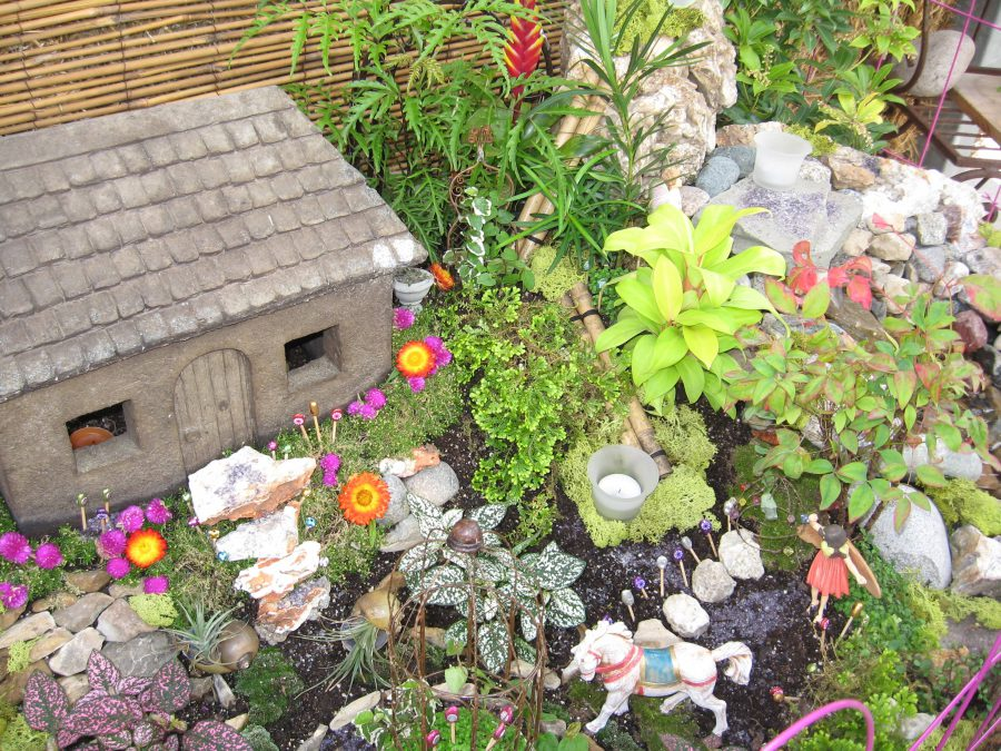 Fairy Garden Small House
