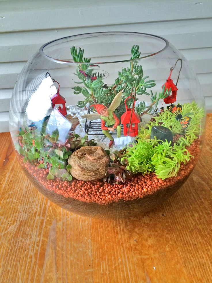 50 Diy Miniature Fairy Garden Design Ideas - Interiorsherpa