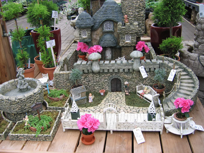 Magical Fairy Garden Ideas
