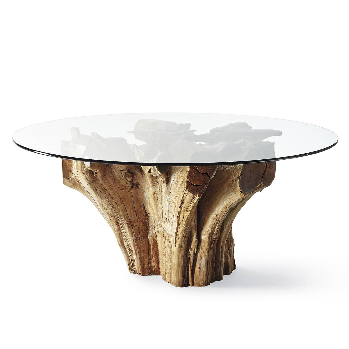 Amazing Teak Wood Dining Table Ideas And Design InteriorSherpa - Teak root dining table base