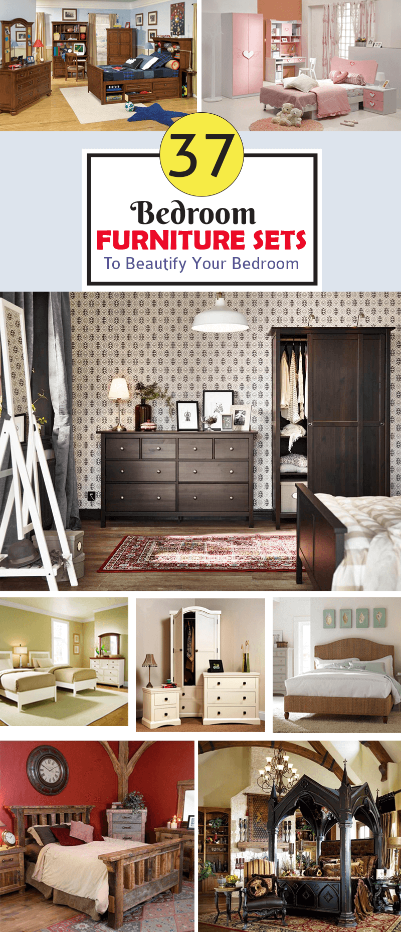 furniture for your bedroom. 37 Best Bedroom Furniture Sets Ideas To Try At Your For E