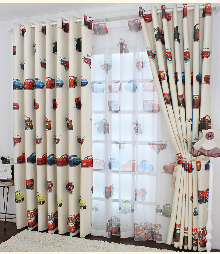 Curtains For Boy Bedroom