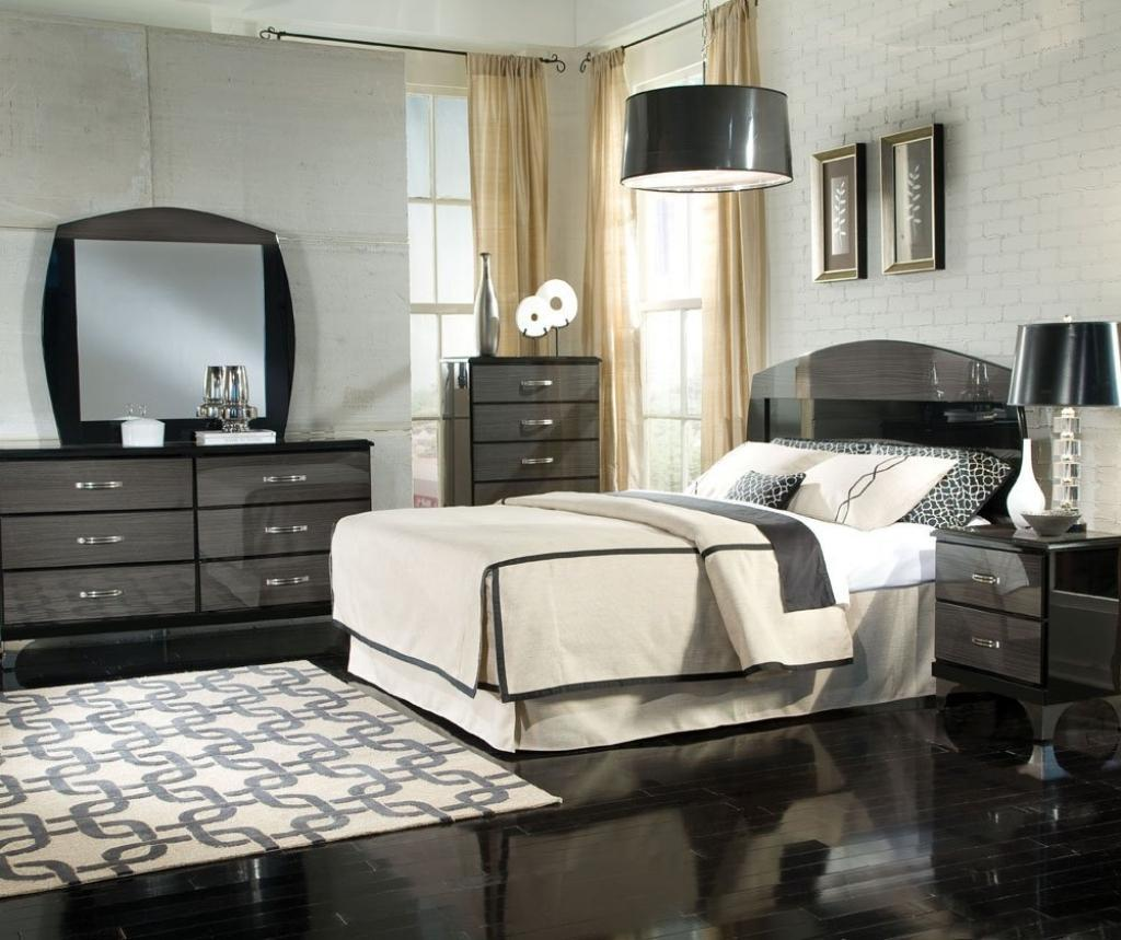 40 stunning grey bedroom furniture ideas designs and styles interiorsherpa. Black Bedroom Furniture Sets. Home Design Ideas