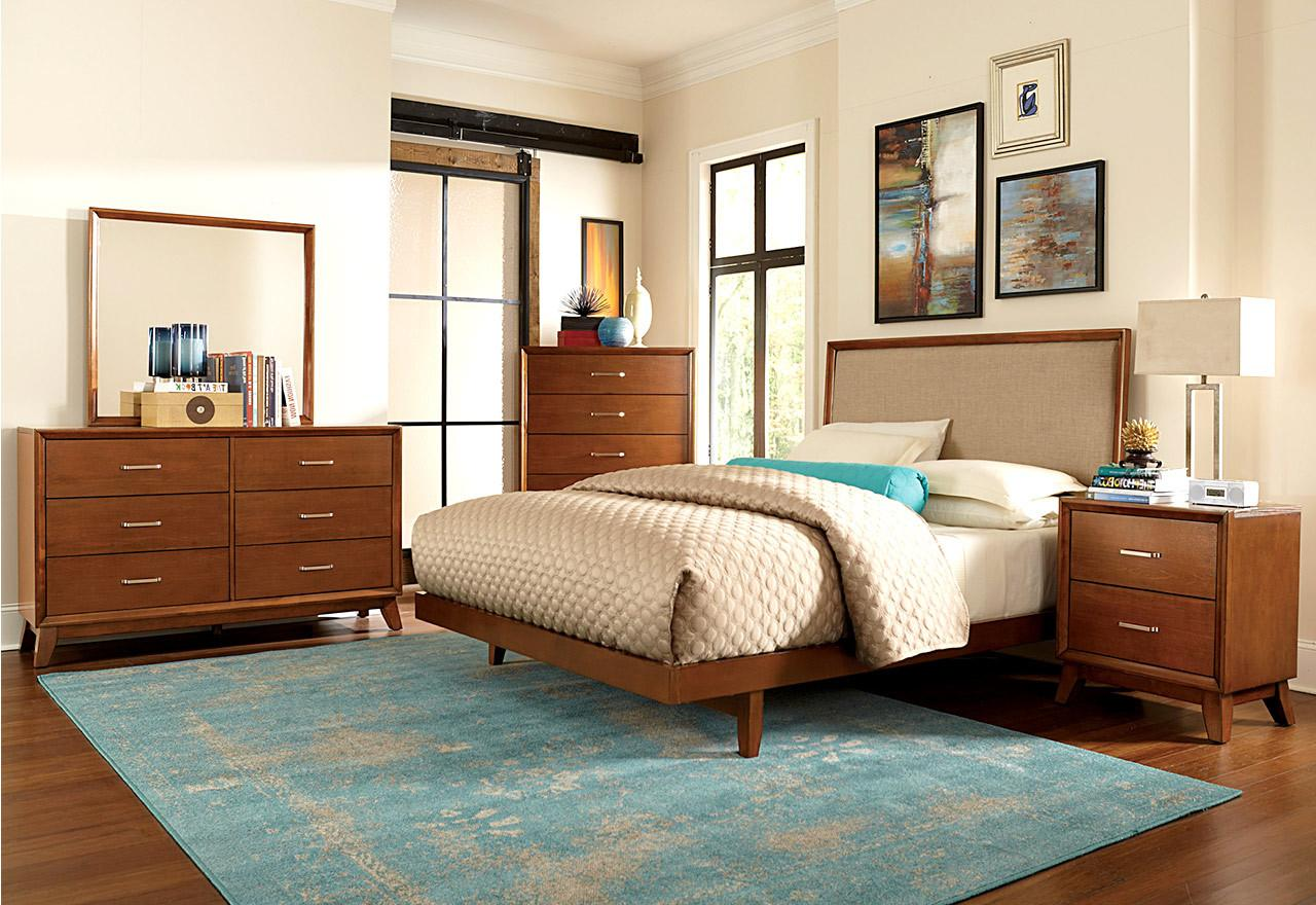 32 classy bedroom furniture sets ideas and designs - Midcentury modern bedroom furniture ...
