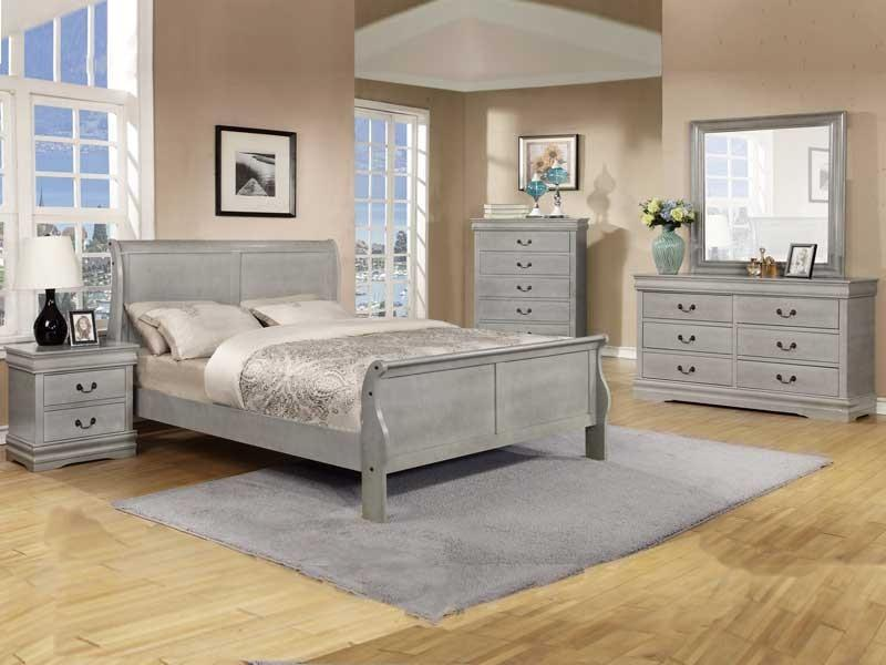 Bedroom Sets Queen Grey
