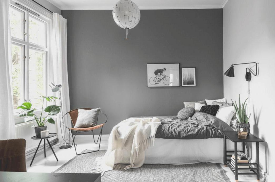 40 Stunning Grey Bedroom Furniture Ideas, Designs and ...