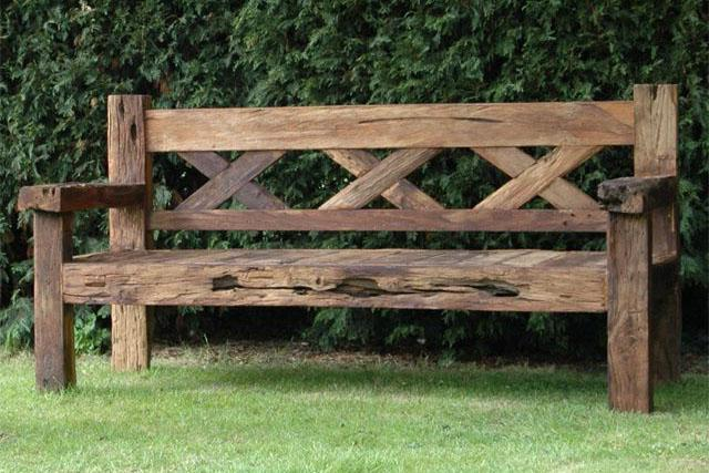Country Rustic Outdoor Furniture