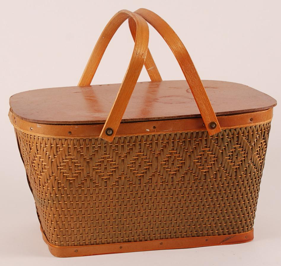 Inexpensive Wicker Picnic Basket & Best Wicker Basket Decoration Ideas and Designs That You Should Try
