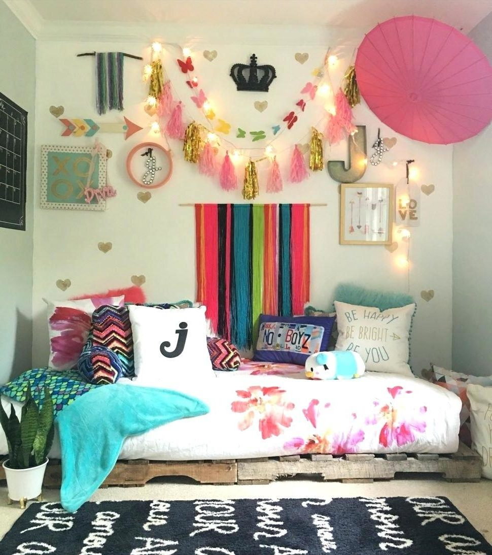 Teenage Girls Bedroom Ideas: 50 Excellent Teen Girl's Bedroom Ideas And Designs
