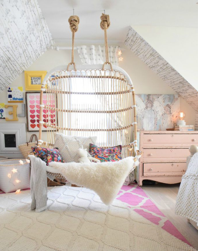 Pre Teen Girlu0027s Bedroom Decorating Ideas