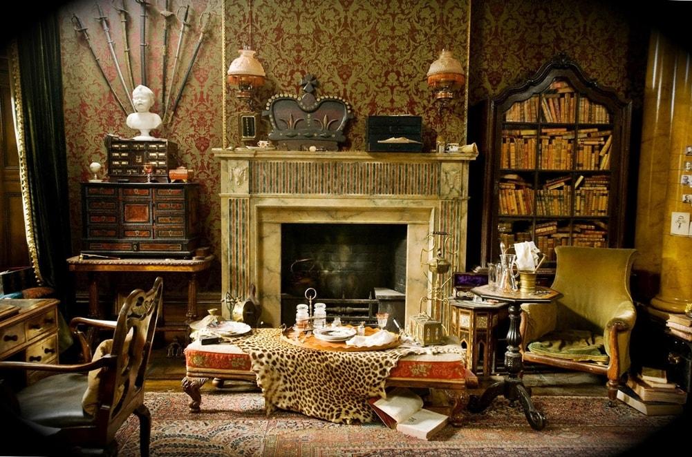 Antique Victorian Fireplace Ideas