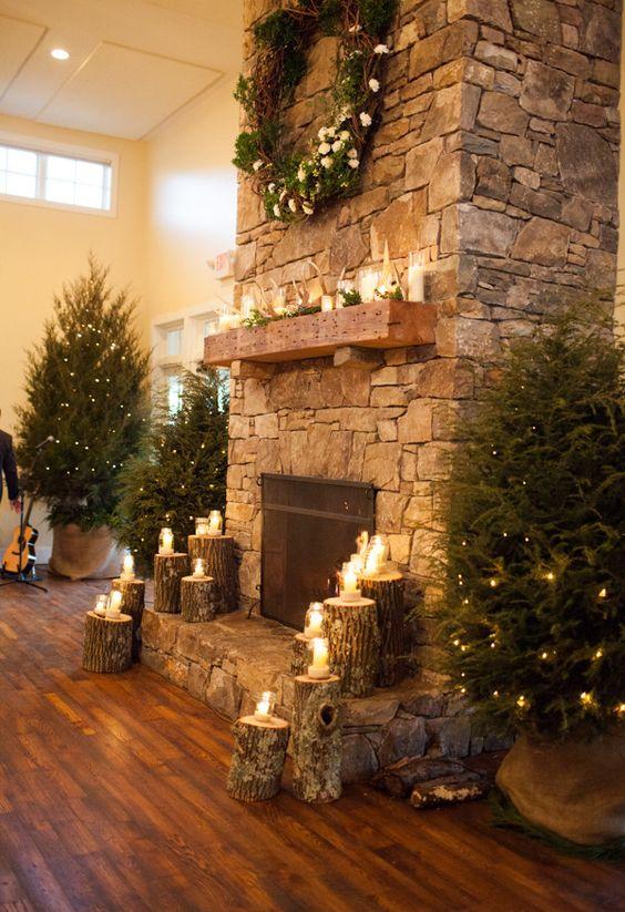 Beautiful A la mode Fireplaces