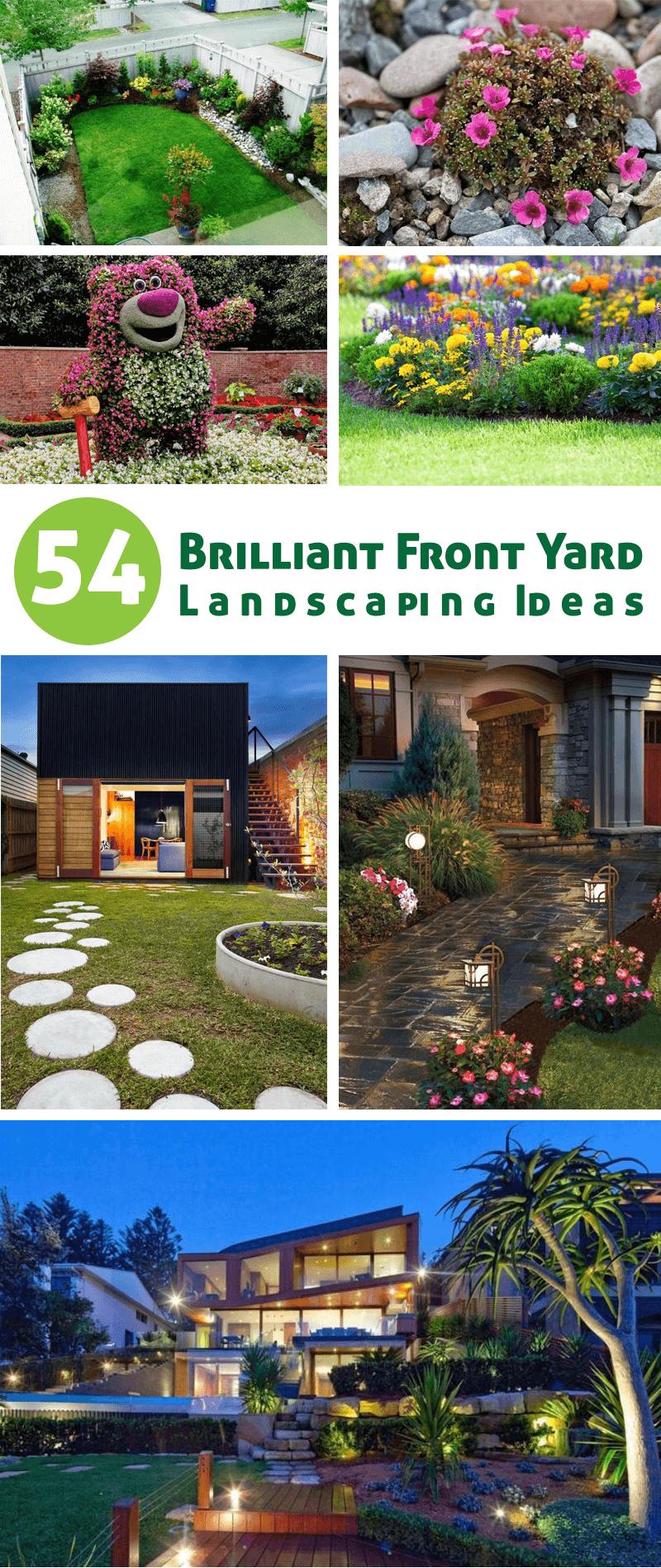Best Frontyard Landscaping Ideas