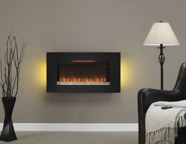 Budget Friendly Fireplace