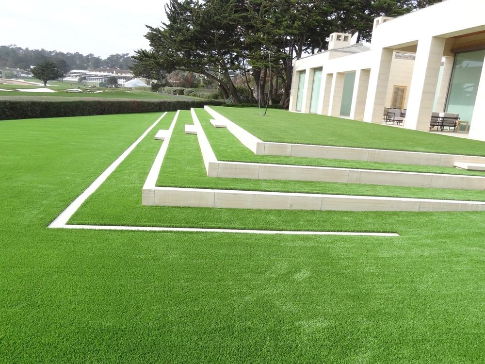Contours Frontyard Landscaping idea
