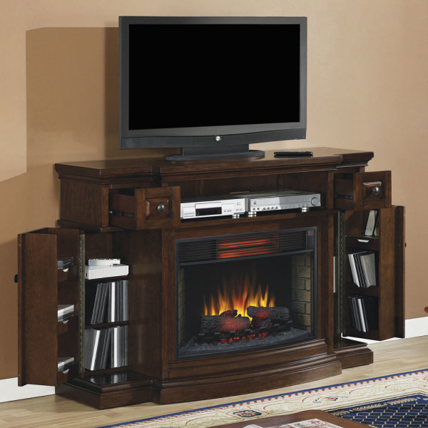 Conventional Fireplace