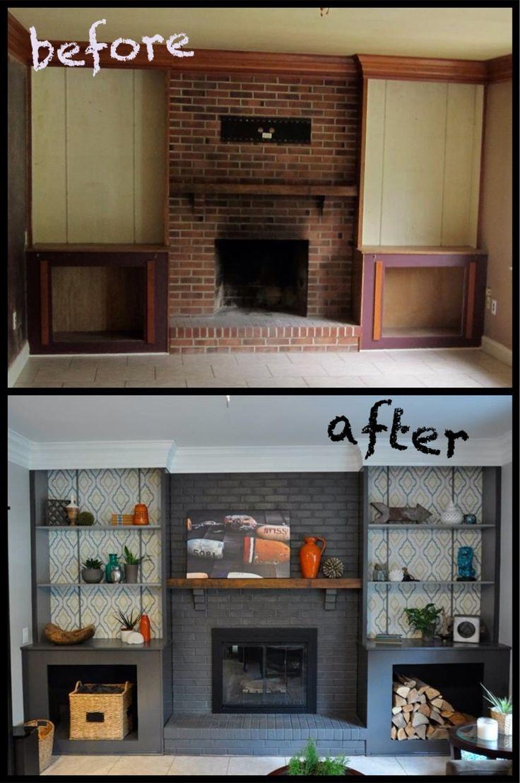 Mind Ing Diy Fireplace Design Ideas