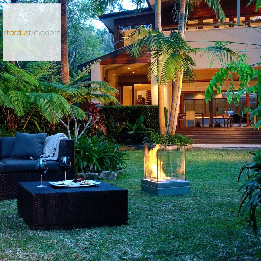 EcoSmart Ventless Fireplace