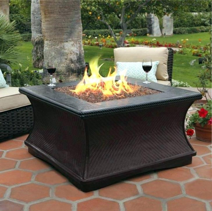Electric Table Top Fireplace