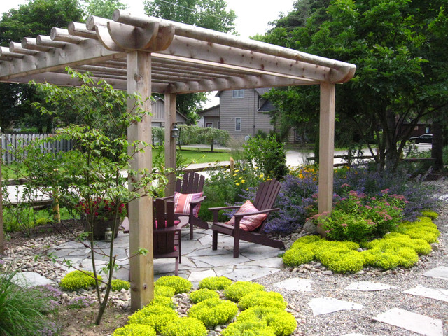 External Interventions Gardening Zone