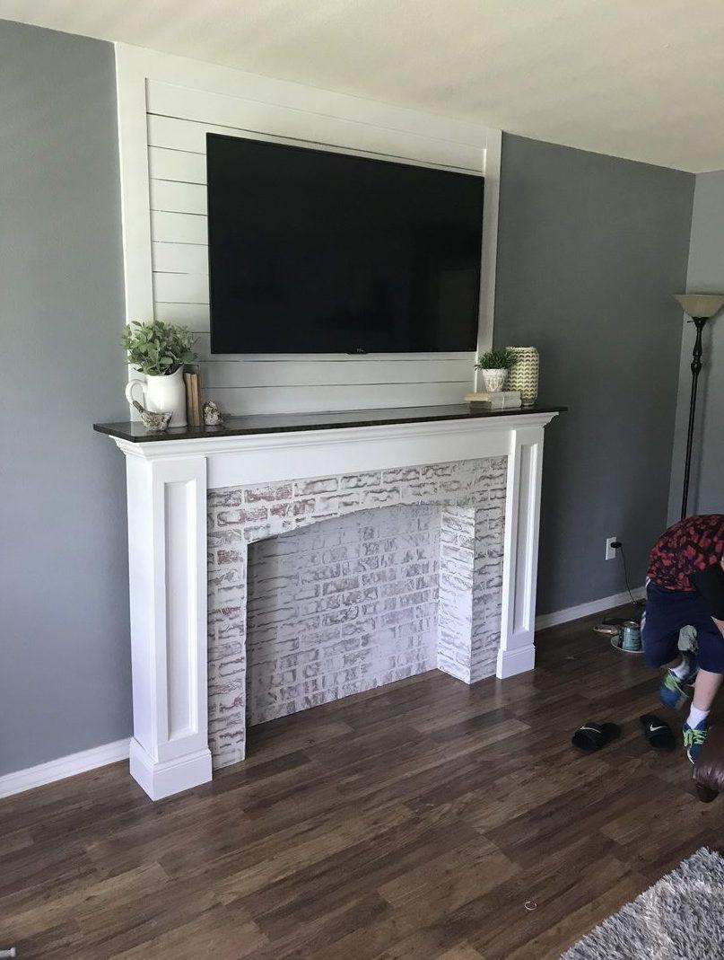 Faux Fireplace Design Ideas