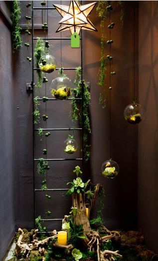 Hanging Garden Decor Ideas