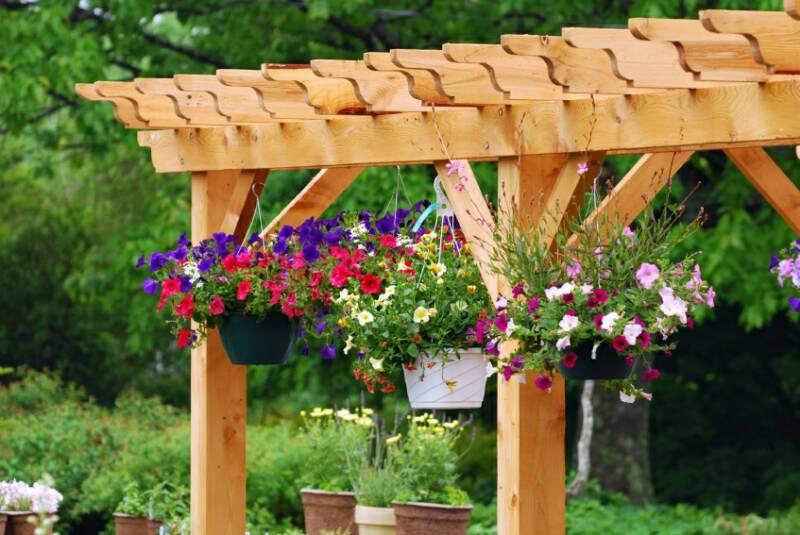 Pergolas For Garden