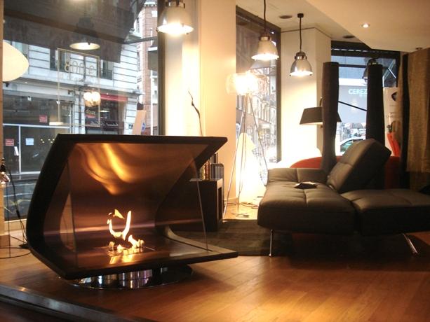 Piano-Effect-Fireplace