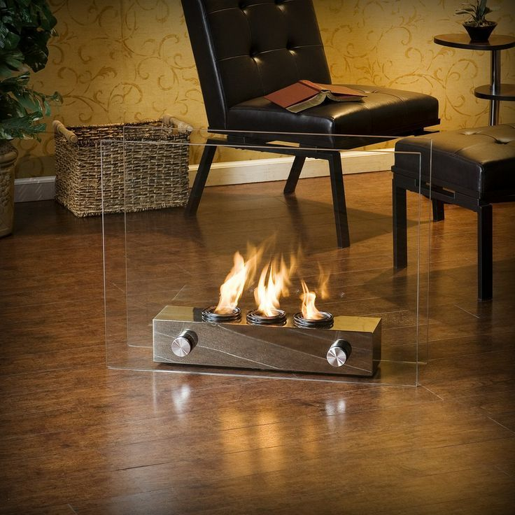 Portable Smokeless Fireplace