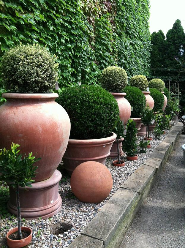 Right Amount Planters For Garden