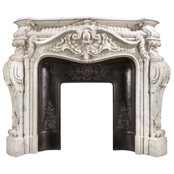 rococo-fireplace-design