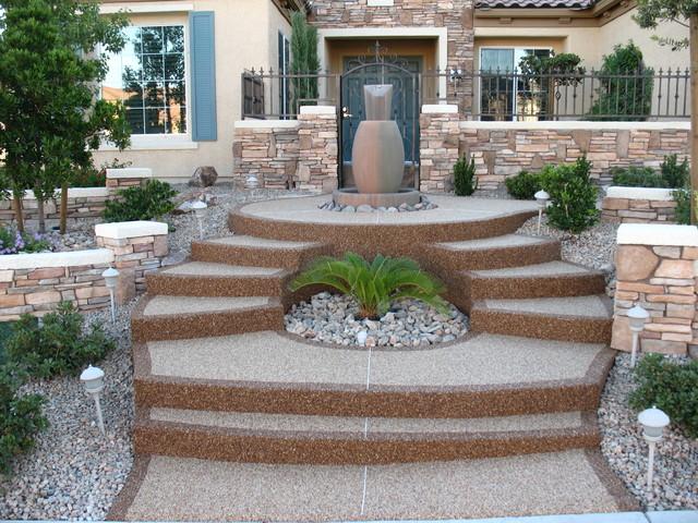 Split Level Design For Small Garden