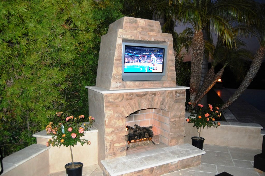 The LCD Fireplace