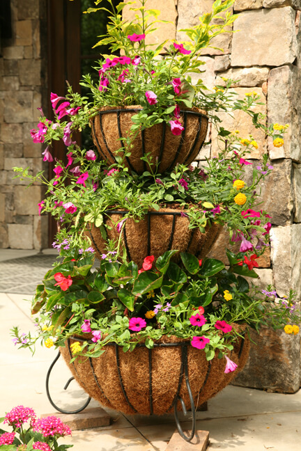 Tier-Planter-Garden