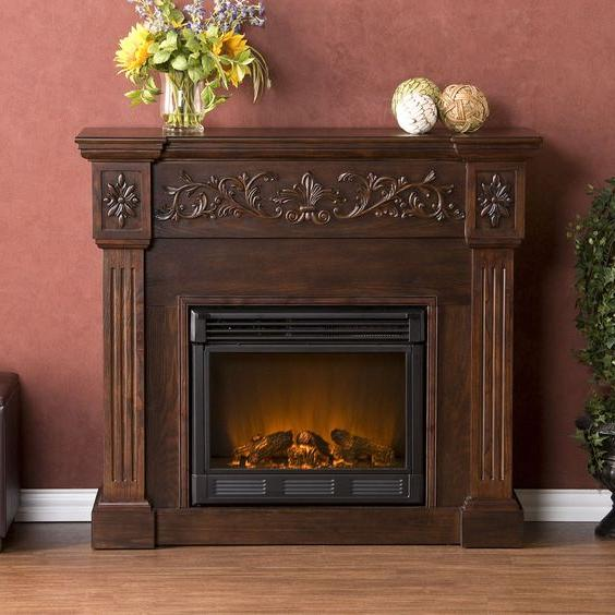 traditional-design-of-fireplace