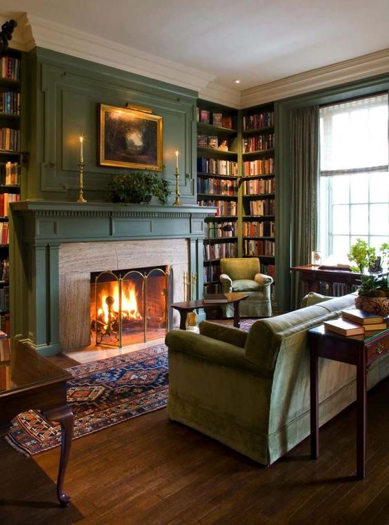 vintage-media-fireplace