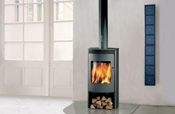 Vulcan Style Fireplace
