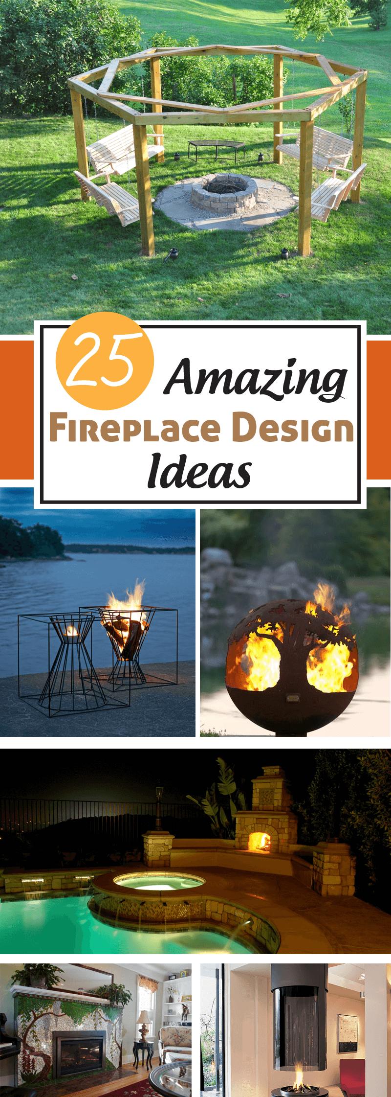 amazing fireplace design ideas