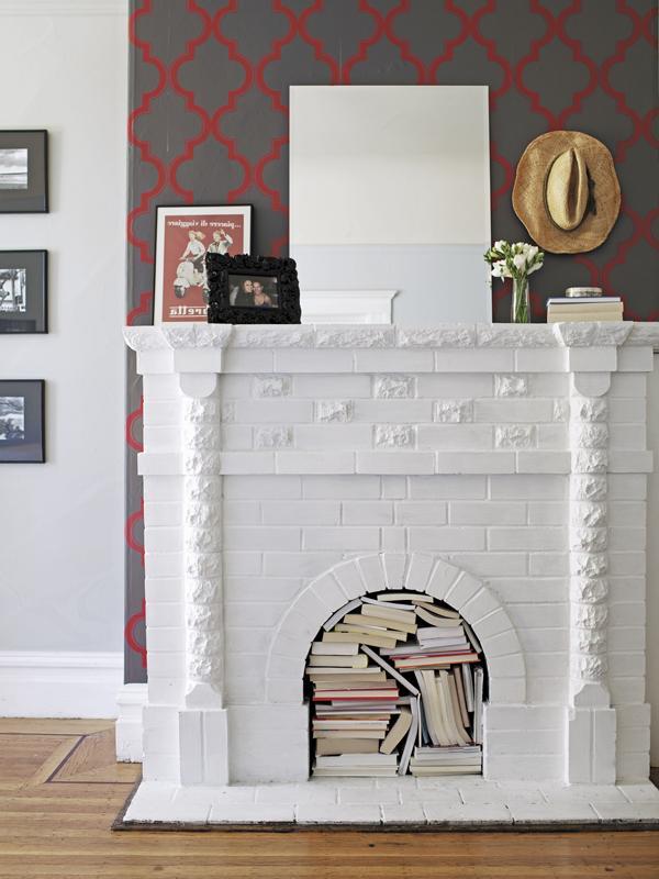 amazing modern fake fireplace ideas