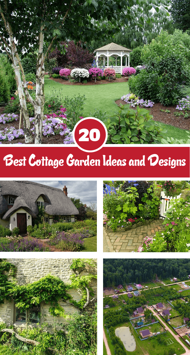best cottage garden ideas and designs