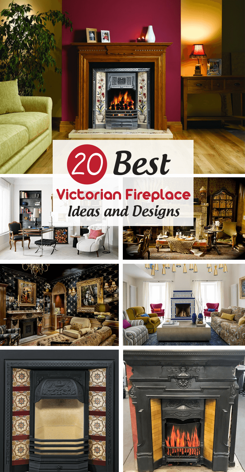 best victorian fireplace ideas and designs