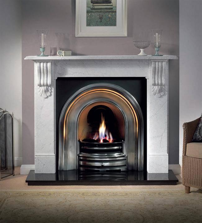 marble fireplace surround design ideas