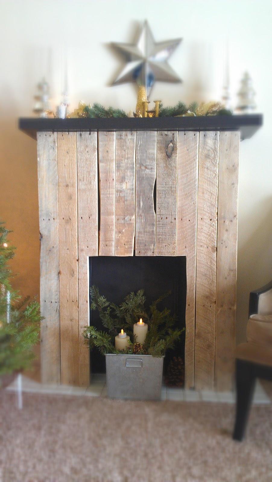 pallets-fireplace