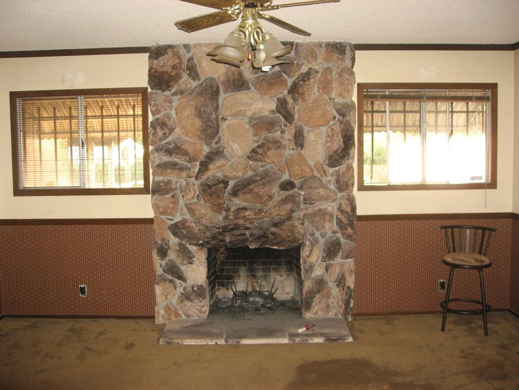 stone fireplace surround ideas