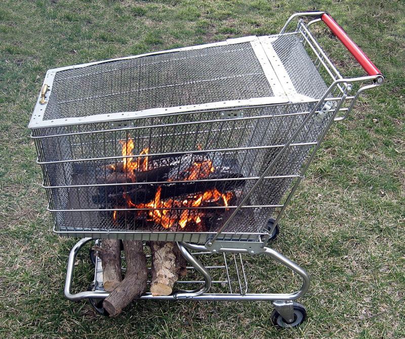 the a la carte fire place design idea