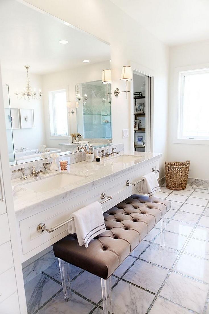 Bathroom With Seats