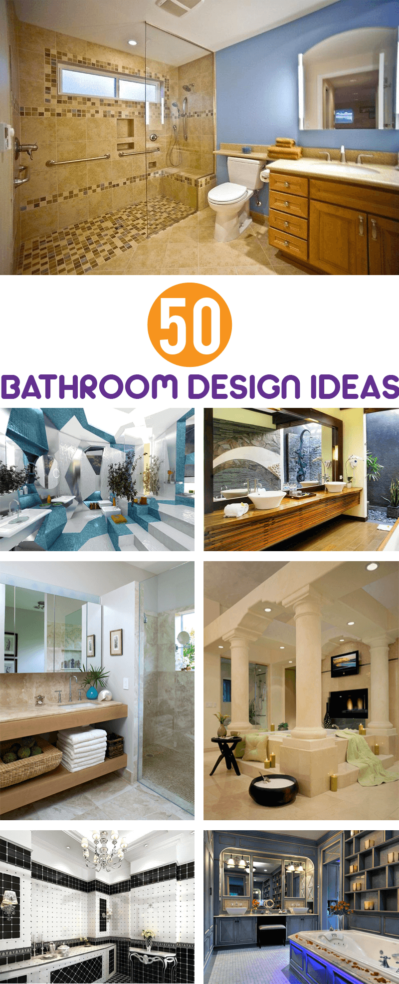 best bathroom design ideas