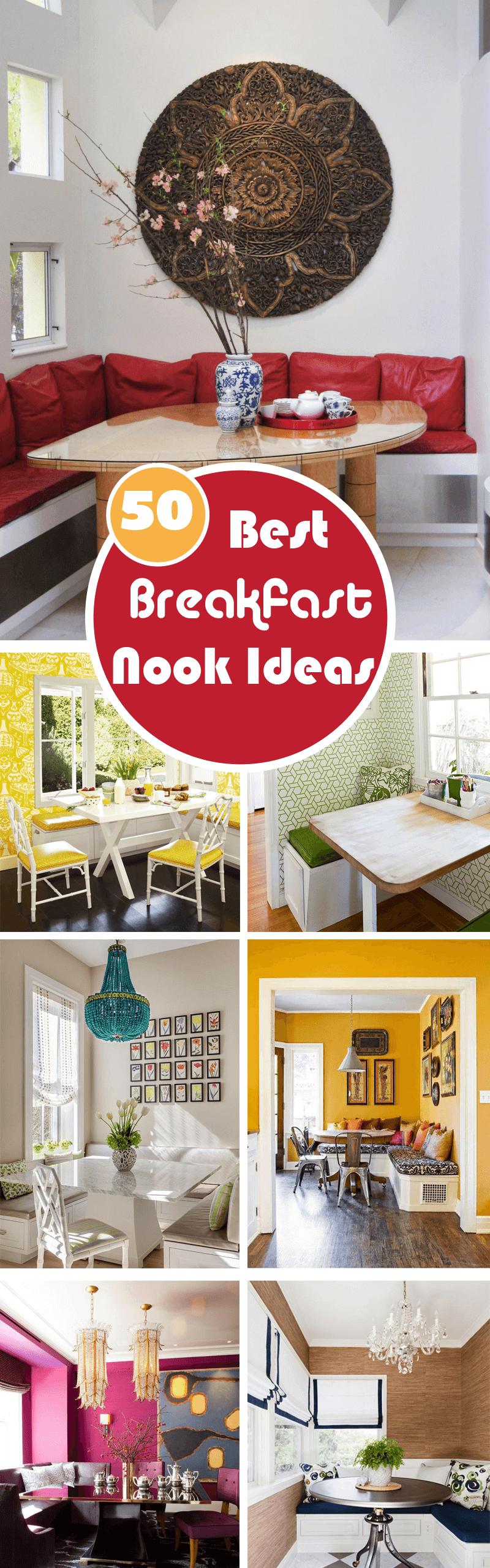 breakfast nook ideas