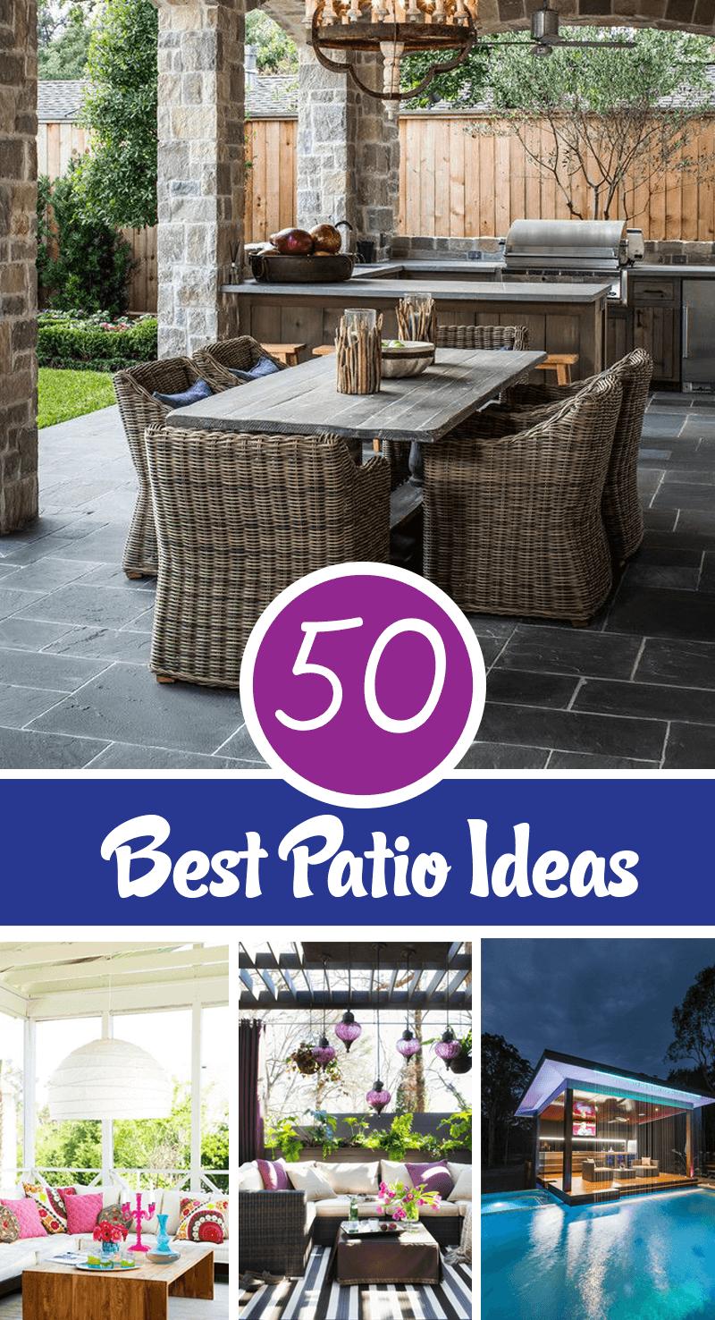 Best Patio Ideas