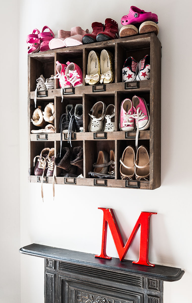 A Style Statement With Shoes